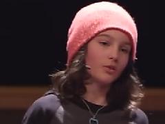 9岁孩子的TED演讲, 震撼了全世界的教育专家
