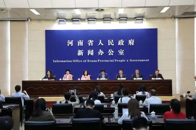 副市长阿颖出席省政府教育专场新闻发布会 回答记者提问
